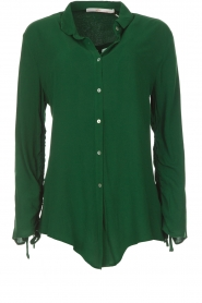 Aaiko |  Blouse Rayo | green  | Picture 1