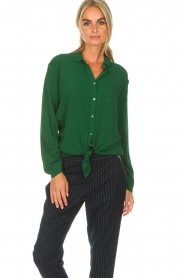 Aaiko |  Blouse Rayo | green  | Picture 4