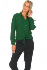 Aaiko |  Blouse Rayo | green  | Picture 2