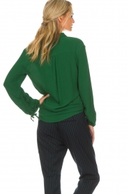Aaiko |  Blouse Rayo | green  | Picture 6