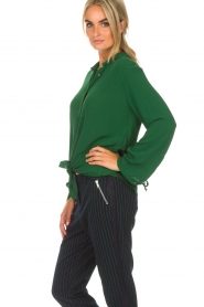 Aaiko |  Blouse Rayo | green  | Picture 5