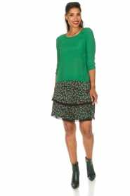Aaiko |  Skirt Lena | green  | Picture 3