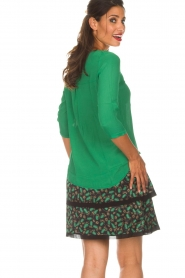 Aaiko |  Skirt Lena | green  | Picture 5