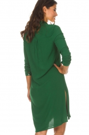 Aaiko |  Tunic dress Coa | green  | Picture 6