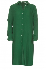 Aaiko |  Tunic dress Coa | green  | Picture 1