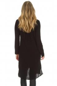 Aaiko |  Tunic dress Coa | black  | Picture 6