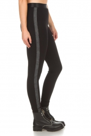 Aaiko |  Leggings Paule | black  | Picture 5
