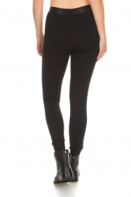 Aaiko |  Leggings Paule | black  | Picture 6
