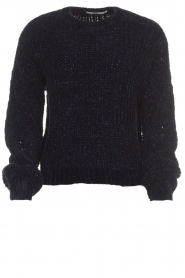 Aaiko |  Sweater Nille | blue  | Picture 1