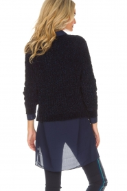 Aaiko |  Sweater Nille | blue  | Picture 5