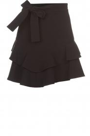 Aaiko |  Skirt Lavana | black  | Picture 1