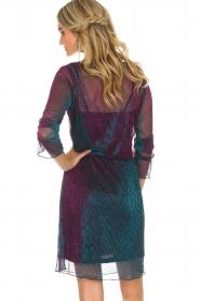 Aaiko |  Glitter dress Tabora | multi  | Picture 5