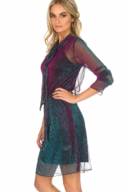 Aaiko |  Glitter dress Tabora | multi  | Picture 4