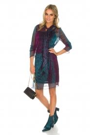 Aaiko |  Glitter dress Tabora | multi  | Picture 3