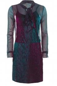 Aaiko |  Glitter dress Tabora | multi  | Picture 1