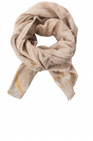 I love my Moment |  Scarf Filippa | beige  | Picture 1