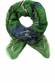 I love my Moment |  Scarf Fianna | green  | Picture 1