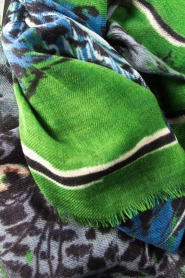 I love my Moment |  Scarf Fianna | green  | Picture 4
