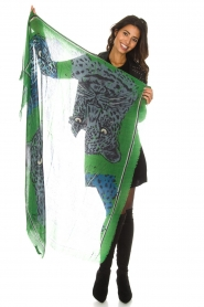 I love my Moment |  Scarf Fianna | green  | Picture 3