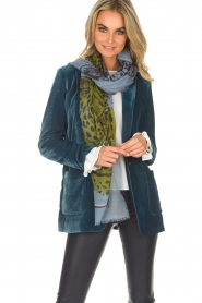 I love my Moment |  Scarf Fianna | blue  | Picture 2