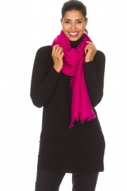 I love my Moment |  Scarf Febe | pink  | Picture 2