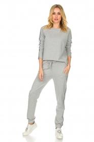 Juvia    Sweatpants Bibi   grey    Picture 2
