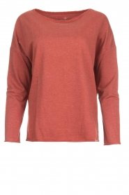 Juvia | Sweatshirt sue | rood  | Afbeelding 1