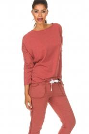 Juvia   Sweatshirt sue   rood    Afbeelding 5