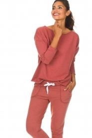 Juvia | Sweatshirt sue | rood  | Afbeelding 2