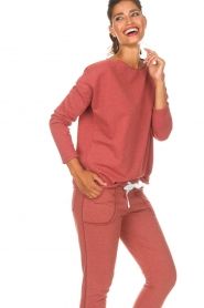 Juvia | Sweatshirt sue | rood  | Afbeelding 7