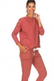 Juvia | Sweatshirt sue | rood  | Afbeelding 6
