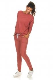 Juvia | Sweatshirt sue | rood  | Afbeelding 3