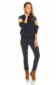 Juvia |  Sweatshirt Marly | blue  | Picture 3