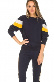 Juvia |  Sweatshirt Marly | blue  | Picture 2