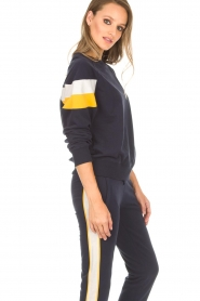 Juvia |  Sweatshirt Marly | blue  | Picture 4