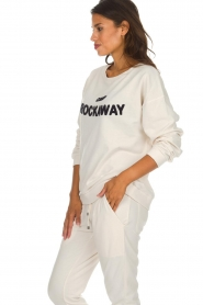 Juvia | Sweatshirt Camp Rockaway | naturel  | Afbeelding 4