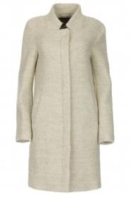 Set |  Coat Milou | grey  | Picture 1
