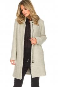 Set |  Coat Milou | grey  | Picture 2