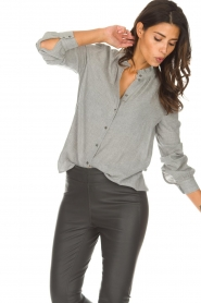 Set |  Blouse Sabine | grey  | Picture 2
