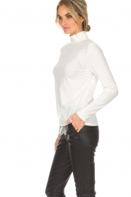 Set |  Turtleneck top Nadine | white  | Picture 4