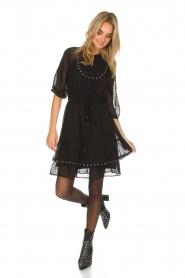 Set |  Dress Fay | black  | Picture 3