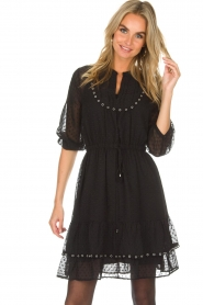 Set |  Dress Fay | black  | Picture 2