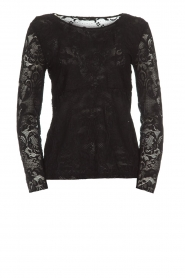 Set |  Lace top Chayenne | black  | Picture 1