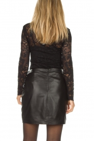 Set |  Lace top Chayenne | black  | Picture 5