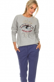 Set |  Sweater Monica | grey  | Picture 2