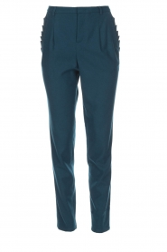 Set |  Trousers Daisy | blue  | Picture 1