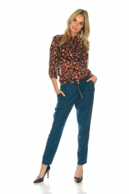Set |  Trousers Daisy | blue  | Picture 2
