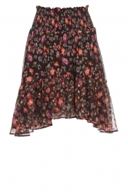 Set |  Skirt with leopard print Ruby | print  | Picture 1