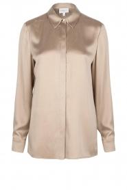 Dante 6 |  Silk stretch blouse Zayn | natural  | Picture 1