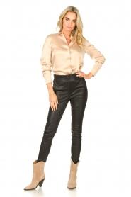 Dante 6 |  Silk stretch blouse Zayn | natural  | Picture 3